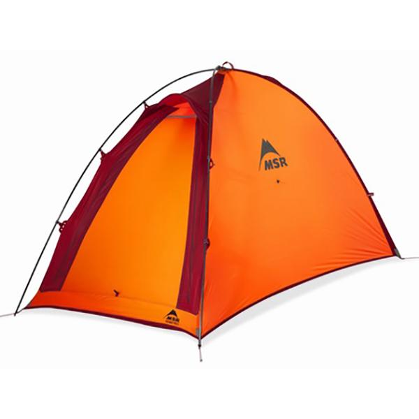 MSR(エムエスアール) アドバンスプロ2 37539オレンジ 二人用(2人用) オールシーズンタイプ テント タープ 登山用テント 登山2 アウトドアギア
