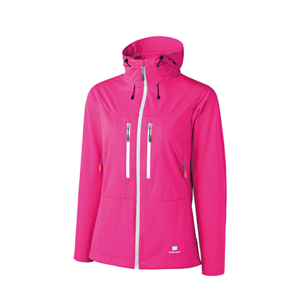 finetrack(ファイントラック) ニュウモラップフーディ Ws OP FAW0131女性用 ピンク ジャケット コート アウター ジャケット女性用 アウトドアウェア