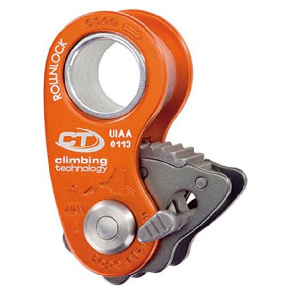 climbing technology(クライミングテクノロジー) ロールンロック CT-31052トレッキング 登山 アウトドア ディッセンダー ロープクランプ アウトドアギア