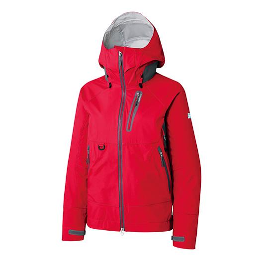 finetrack(ファイントラック) WOMENSエバーブレスアクロジャケット/PO/M FAW0711女性用 レッド アウター レディースウェア ウェア ジャケット ジャケット女性用 アウトドアウェア