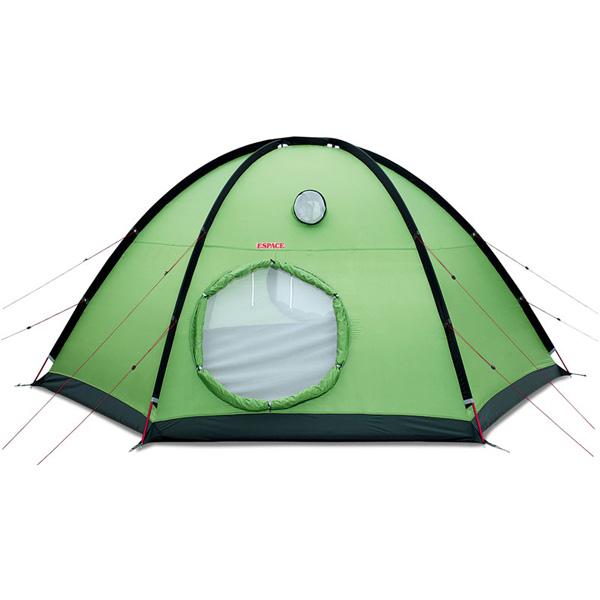 ESPACE(エスパース) エスパース・マキシムナノ 6-7人用 maxim-nanoアウトドアギア 登山6 登山用テント タープ グリーン