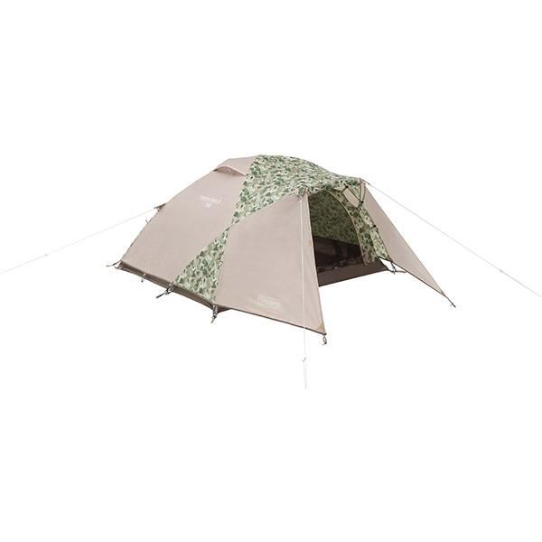 Coleman(コールマン) ツーリングドームLX/ナチュラルカモ 2000035352アウトドアギア ツーリング用テント タープ 二人用(2人用) おうちキャンプ ベランピング