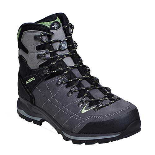 LOWA(ローバー) バンテージGT WXL/グレー×グリーン/9 L010699-9974-9アウトドアギア トレッキング用 トレッキングシューズ トレッキング 靴 ブーツ グレー 男性用