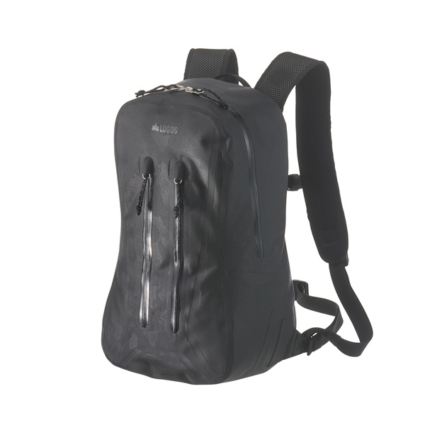 OUTDOOR LOGOS(ロゴス) SPLASH mobi ザック17(ブラックカモ) 88200006リュック バックパック バッグ デイパック デイパック アウトドアギア