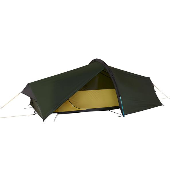 Terra Nova(テラノバ) レーサーコンペティション2テント グリーン 43LAGアウトドアギア 登山2 登山用テント タープ 二人用(2人用) グリーン