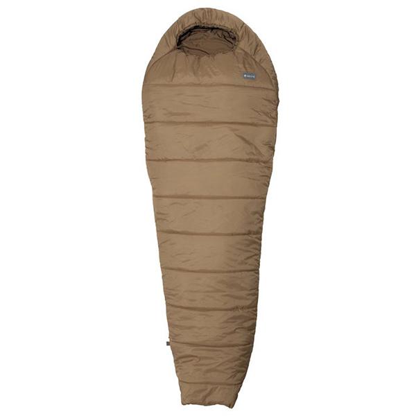 snow peak(スノーピーク) ミリタリーシュラフ サンドストーン BDD-050SSベージュ シュラフ 寝袋 アウトドア用寝具 マミー型 マミースリーシーズン アウトドアギア