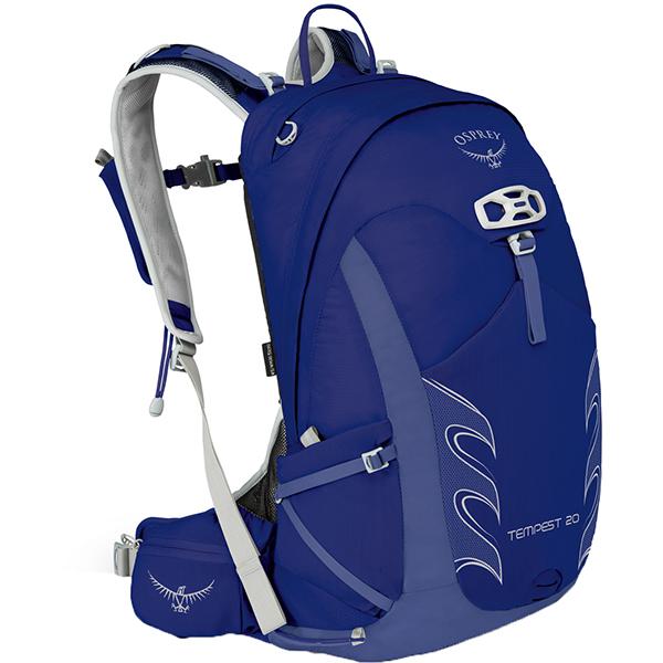 OSPREY(オスプレー) テンペスト 20/アイリスブルー/XS/S OS50263004003アウトドアギア トレッキング20 トレッキングパック バッグ バックパック リュック ブルー 女性用 おうちキャンプ