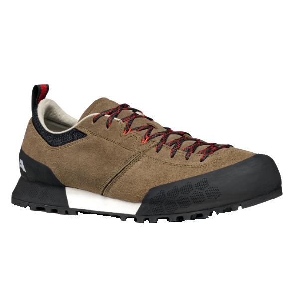SCARPA(スカルパ) カリペ/ストーン/39 SC21020アウトドアギア クライミング用 トレッキングシューズ トレッキング 靴 ブーツ ブラウン 男性用 おうちキャンプ
