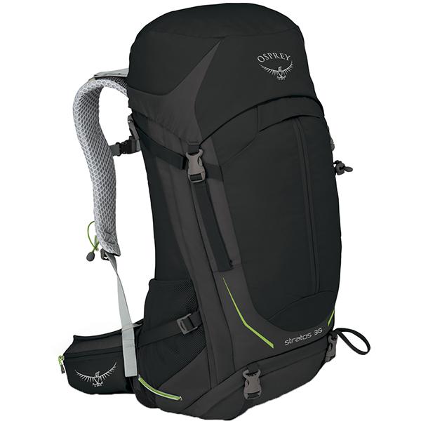 OSPREY(オスプレー) ストラトス 36/ブラック/M/L OS50301ブラック リュック バックパック バッグ トレッキングパック トレッキング30 アウトドアギア