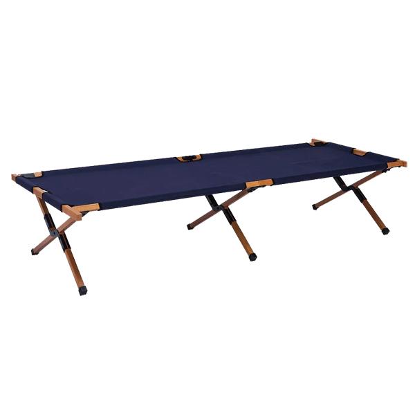 HangOut(ハングアウト) アペロウッドコット ネイビー APR-C190(NV)ネイビー イス レジャーシート テーブル ベンチ ベンチ アウトドアギア