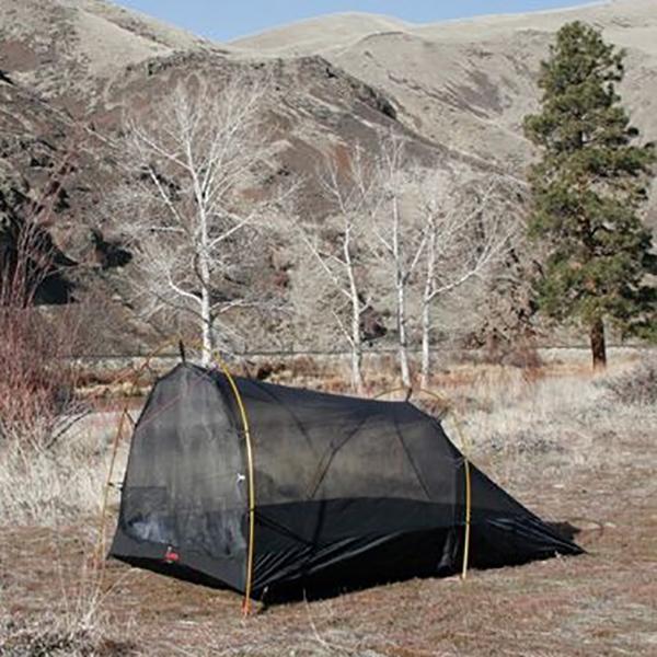 HILLEBERG(ヒルバーグ) ヒルバーグ アンヤン3 メッシュインナーテント 12770145ブラック テントアクセサリー タープ テント テントオプション アウトドアギア