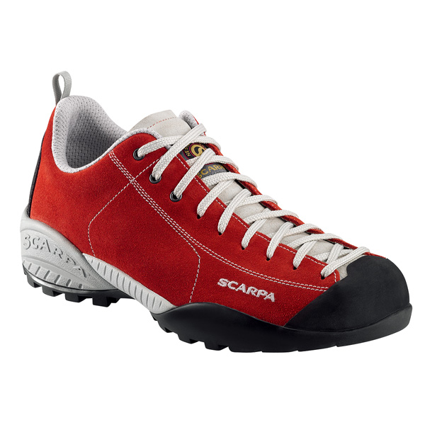 SCARPA(スカルパ) モジト/レッド/#41 SC21050レッド ブーツ 靴 トレッキング アウトドアスポーツシューズ トレイルランシューズ アウトドアギア