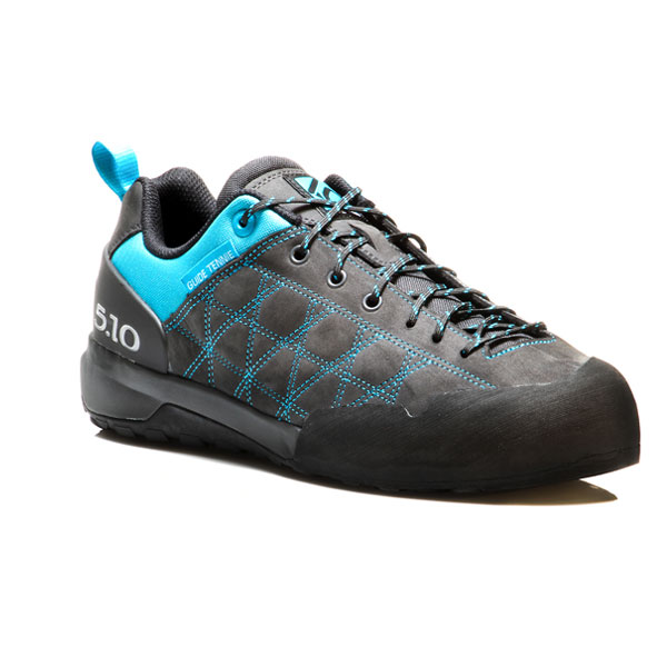 FIVETEN(ファイブテン) ガイドテニー(C.SeaxS.Grey)/6 1400463ブーツ 靴 トレッキング トレッキングシューズ ハイキング用 アウトドアギア