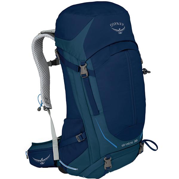 OSPREY(オスプレー) ストラトス 36/エクリプスブルー/M/L OS50301ブルー リュック バックパック バッグ トレッキングパック トレッキング30 アウトドアギア
