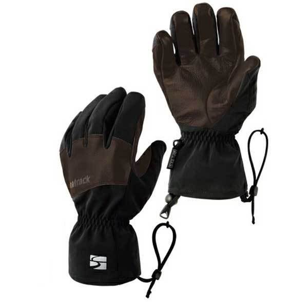 finetrack(ファイントラック) エバーブレススノーグローブ Unisex BK FAU0401男女兼用 ブラック 手袋 メンズウェア ウェア ウェアアクセサリー 冬用グローブ アウトドアウェア