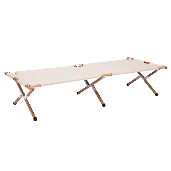 HangOut(ハングアウト) アペロウッドコット ホワイト APR-C190(WH)アウトドアギア ベンチ テーブル レジャーシート イス ホワイト