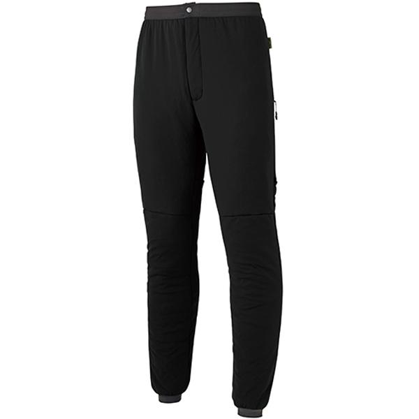 finetrack(ファイントラック) ドラウトポリゴン3パンツ/Ms/BK/S FMM0902男性用 ブラック ロングパンツ メンズウェア ウェア パンツ 中綿入り パンツ 中綿入り男性用 アウトドアウェア