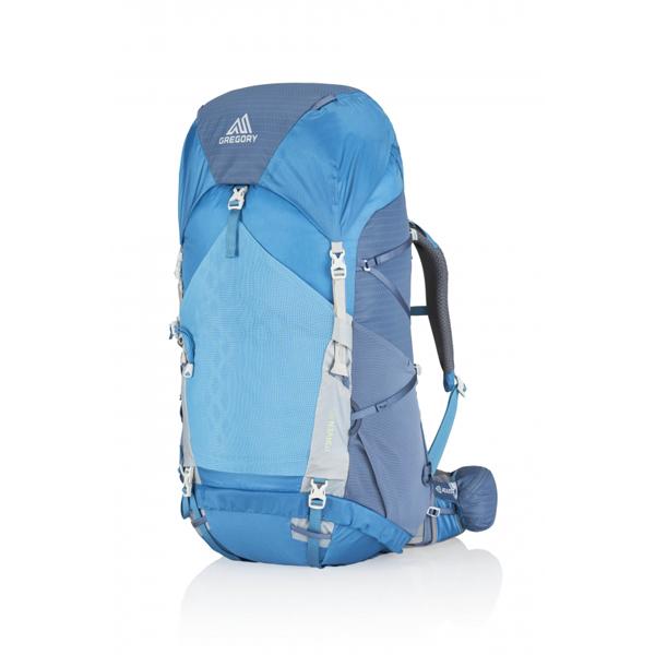 GREGORY(グレゴリー) メイブン65/リバーブルー/SM/MD 77850女性用 ブルー リュック バックパック バッグ トレッキングパック トレッキング60 アウトドアギア