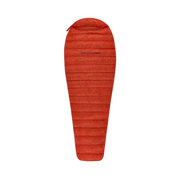 SEA TO SUMMIT(シートゥーサミット) フレームFm0/レギュラー ST81241001アウトドアギア マミーサマー マミー型 アウトドア用寝具 寝袋 シュラフ レッド 女性用
