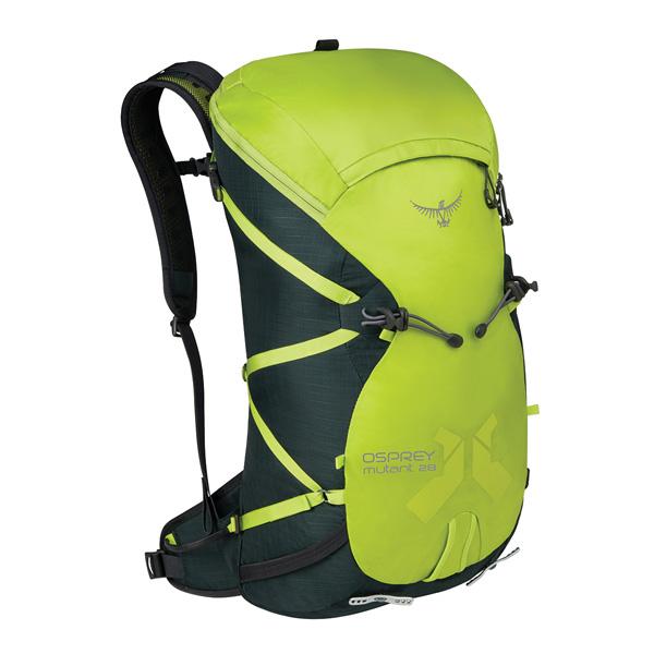OSPREY(オスプレー) ミュータント 28/ダイノグリーン/M/L OS50411男性用 グリーン リュック バックパック バッグ トレッキングパック トレッキング20 アウトドアギア