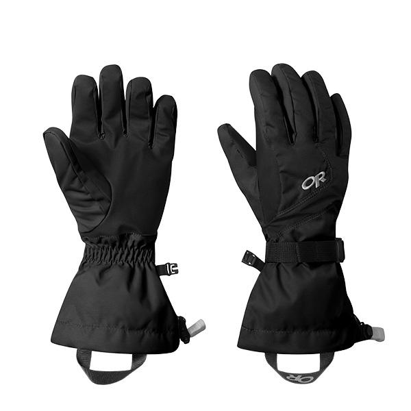 ★エントリーでポイント10倍!Outdoor Research(アウトドアリサーチ) ORWomensAdrenalineGloves/黒/S 19841679女性用 ブラック 手袋 メンズウェア ウェア ウェアアクセサリー 冬用グローブ アウトドアウェア