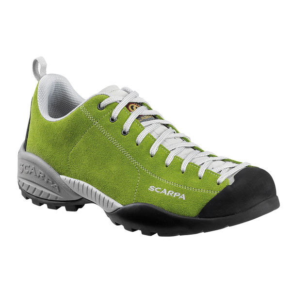 SCARPA(スカルパ) モジト/ライム/#39 SC21050ブーツ 靴 トレッキング アウトドアスポーツシューズ トレイルランシューズ アウトドアギア
