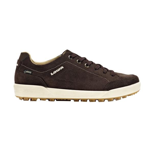 LOWA(ローバー) パレルモ GT BR 8H L310759-0485-8H男性用 ブラウン カジュアルシューズ メンズ靴 靴 アウトドアスポーツシューズ トラベルシューズ アウトドアギア