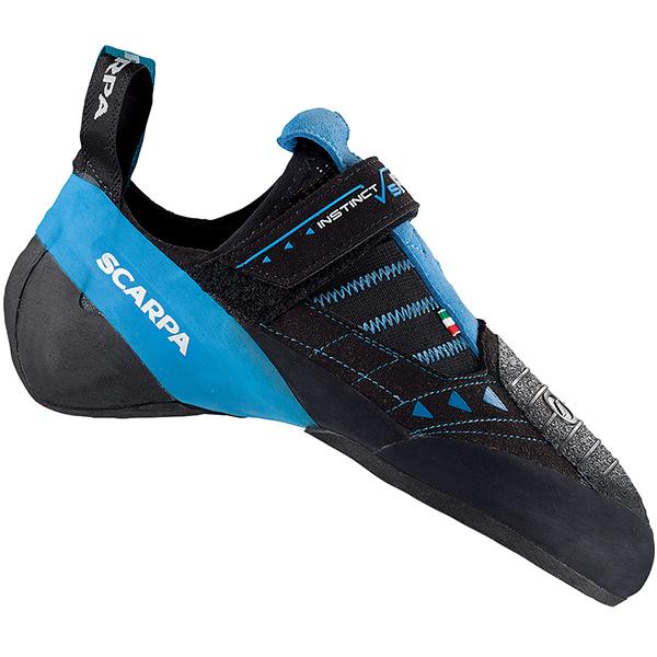 SCARPA(スカルパ) インスティンクトVS R/ブラック/アズール/#42.5 SC20198ブーツ 靴 トレッキング トレッキングシューズ クライミング用 アウトドアギア