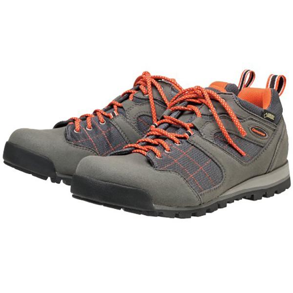 Caravan(キャラバン) C7_03/100グレー/26.5cm 0010703男女兼用 グレー ブーツ 靴 トレッキング トレッキングシューズ ハイキング用 アウトドアギア