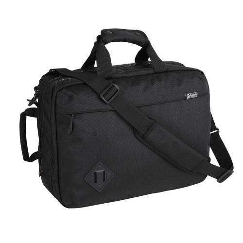 Coleman(コールマン) アトラス ミッション B4 (ブラック) 2000027004ブリーフケース ビジネスバッグ メンズバッグ トラベル・ビジネスバッグ ビジネスブリーフバッグ アウトドアギア