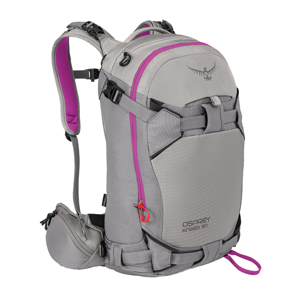 OSPREY(オスプレー) クレスタ 30/トワイライトグレー/S/M OS52105アウトドアギア トレッキング30 トレッキングパック バッグ バックパック リュック グレー 女性用 おうちキャンプ
