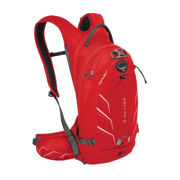 OSPREY(オスプレー) ラプター 10/レッドペッパー OS56071男性用 レッド 自転車用アクセサリー サイクリング 自転車 自転車用バッグ 自転車用バッグ アウトドアギア