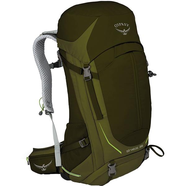 OSPREY(オスプレー) ストラトス 36/ゲイターグリーン/M/L OS50301グリーン リュック バックパック バッグ トレッキングパック トレッキング30 アウトドアギア