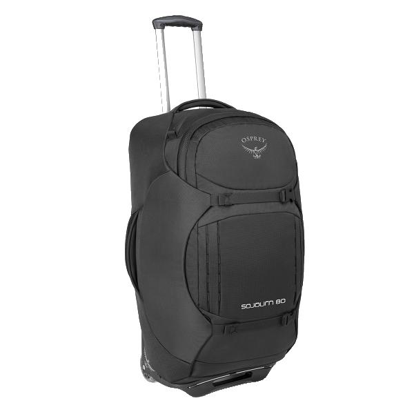 OSPREY(オスプレー) ソージョン80(28インチ)/フラッシュブラック OS55005ブラック キャリーバッグ バッグ ブランド雑貨 トラベル・ビジネスバッグ キャスターバッグ アウトドアギア