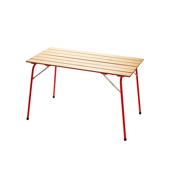 Castelmerlino(カステルメルリーノ) キャンピングテーブル 100×60 20051テーブル レジャーシート フォールディングテーブル アウトドアギア