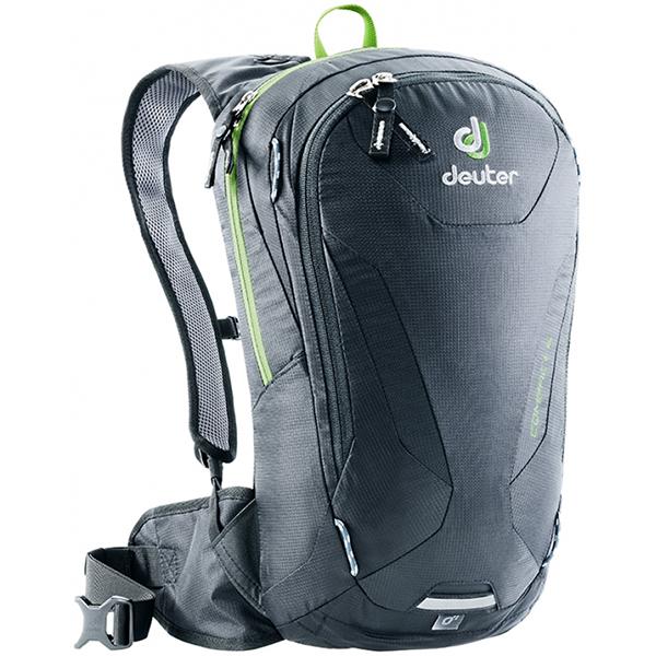 deuter(ドイター) コンパクト ブラック D3200018-7000アウトドアギア 自転車用バッグ バッグ バックパック リュック ブラック