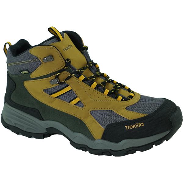 TrekSta(トレクスタ) FP-0401MID GTXライト/GY/YW929/250 EBK166イエロー ブーツ 靴 トレッキング トレッキングシューズ トレッキング用 アウトドアギア