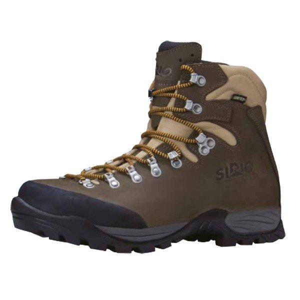 SIRIO(シリオ) P.F.640/DOV/27.0cm PF640アウトドアギア トレッキング用 トレッキングシューズ トレッキング 靴 ブーツ グリーン 男性用