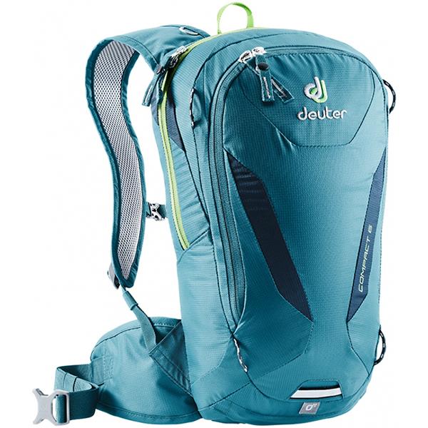 deuter(ドイター) コンパクト デニム×ネイビー D3200018-3383アウトドアギア 自転車用バッグ バッグ バックパック リュック ブルー