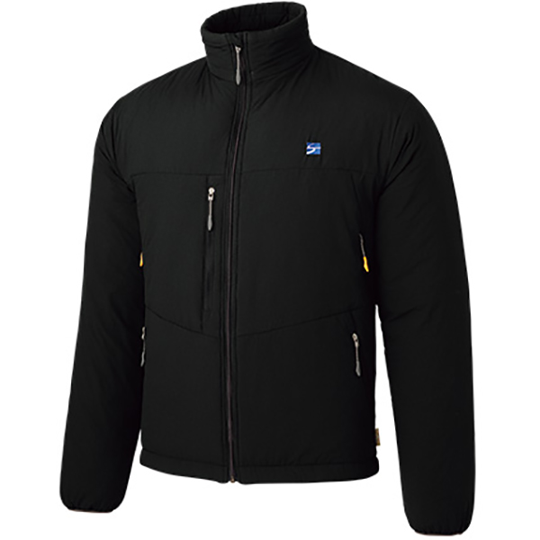 finetrack(ファイントラック) ポリゴン4ジャケット Ms BK XL FIM0223男性用 ブラック アウター メンズウェア ウェア ジャケット 中綿入り ジャケット 中綿入り男性用 アウトドアウェア