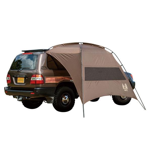 新作通販 3980円以上送料無料 おうちキャンプ 入荷予定 ベランピング ogawa campal 小川キャンパル カーサイドタープAL-II 2334アウトドアギア タープ テント カーサイド型