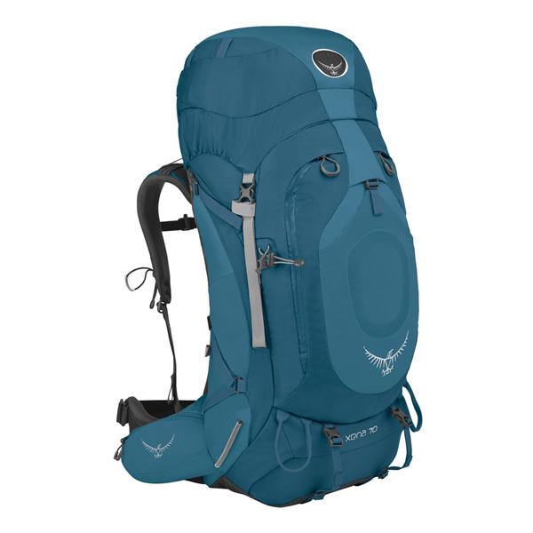 OSPREY(オスプレー) ゼナ 70/ウィンタースカイブルー/M OS50050アウトドアギア トレッキング70 トレッキングパック バッグ バックパック リュック ブルー 女性用
