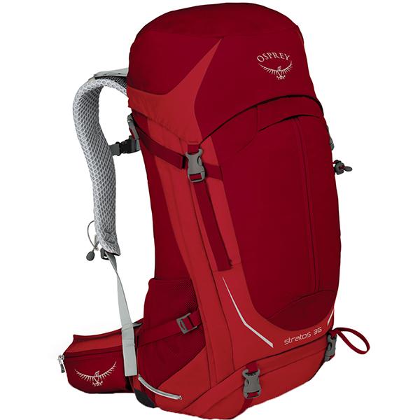 OSPREY(オスプレー) ストラトス 36/ビートレッド/M/L OS50301リュック バックパック バッグ トレッキングパック トレッキング30 アウトドアギア