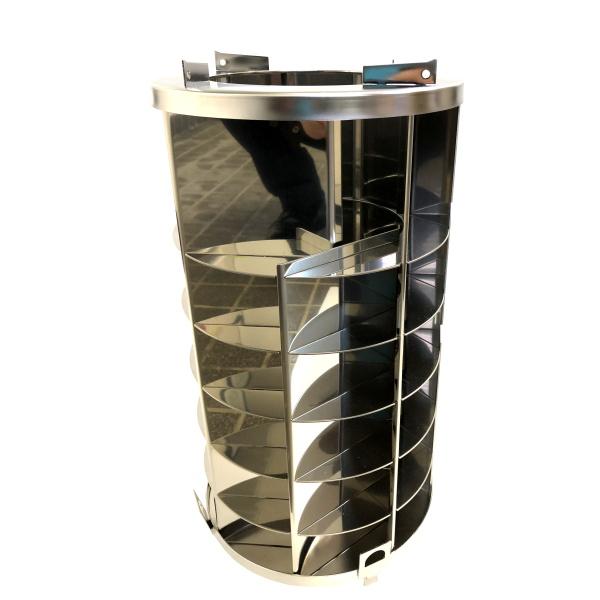TWIN-TURBO(ツインターボ) 組み立て式 アウトドアコンロ TT-asseウォーマー ヒーター ストーブ 焚火ストーブ 焚火ストーブ アウトドアギア