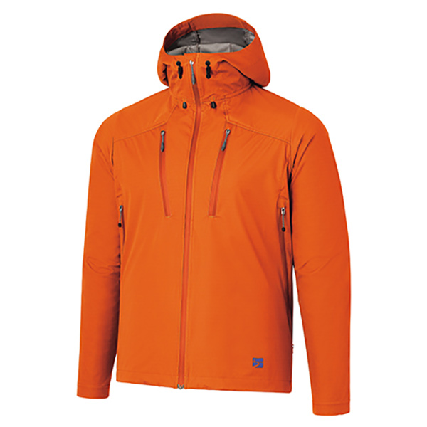finetrack(ファイントラック) フロウラップフーディ Ms TG XL FAM0902男性用 オレンジ アウター メンズウェア ウェア ジャケット ジャケット男性用 アウトドアウェア