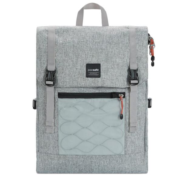 pacsafe(パックセーフ) スリングセーフ LX450 TW.GREY 12970210グレー リュック バックパック バッグ デイパック デイパック アウトドアギア