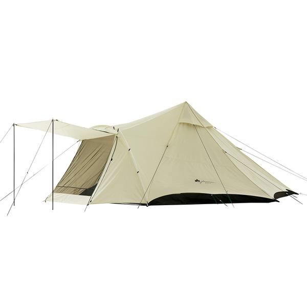 OUTDOOR LOGOS(ロゴス) グランベーシック Tepee 520-AH 71805527テント タープ キャンプ用テント キャンプ大型 アウトドアギア