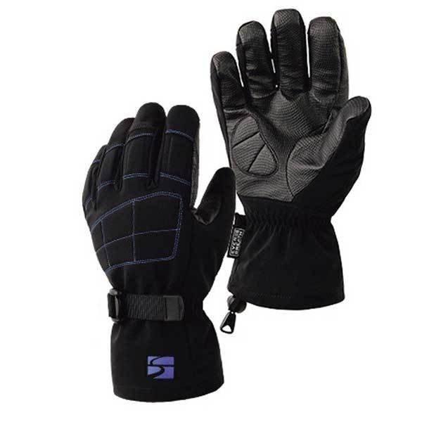 finetrack(ファイントラック) エバーブレスアルパイングローブ/BK/L FAU0402アウトドアウェア 冬用グローブ ウェアアクセサリー メンズウェア 手袋 ブラック 男女兼用
