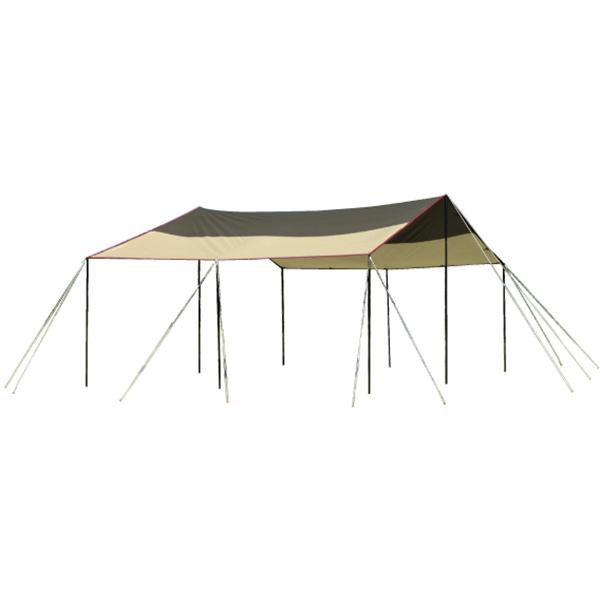 ogawa campal(小川キャンパル) フィールドタープレクタL-DX 3335タープ タープ テント スクエア型タープ スクエア型タープ アウトドアギア