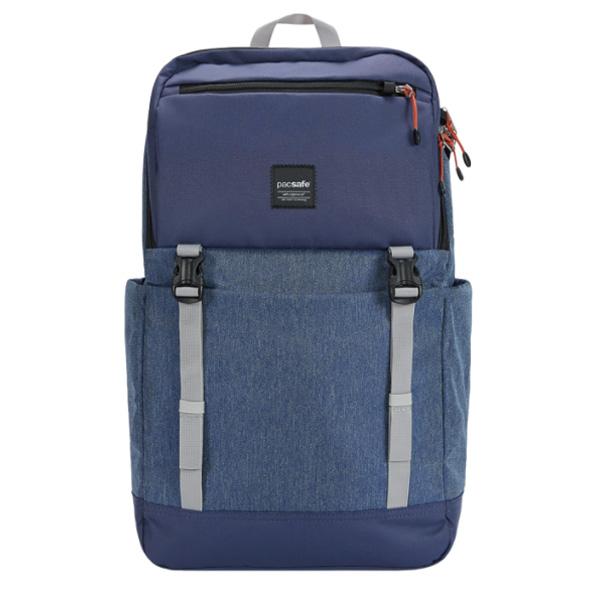 pacsafe(パックセーフ) スリングセーフ LX500 DENIM 12970211ブルー リュック バックパック バッグ デイパック デイパック アウトドアギア
